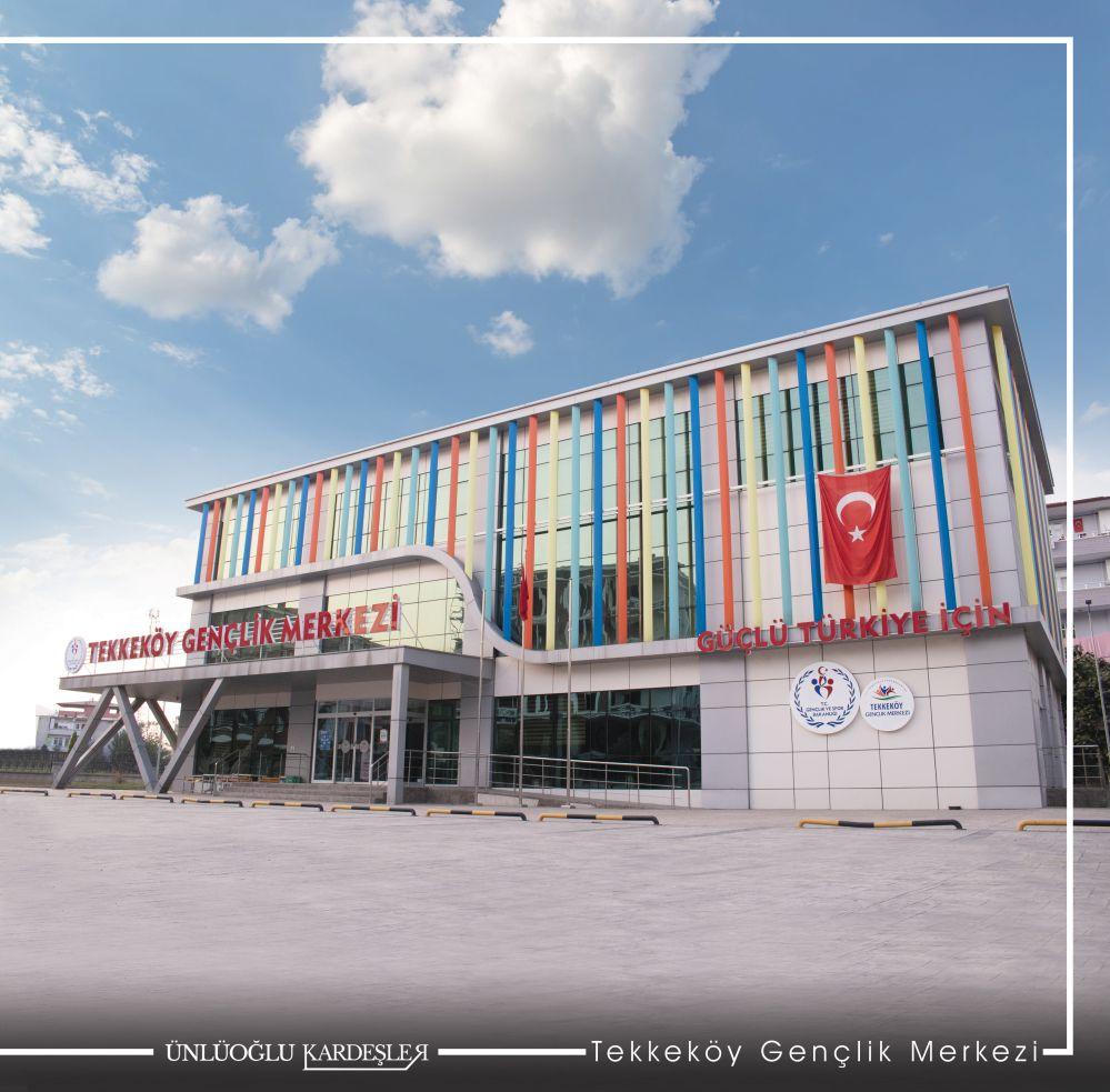 Tekkeköy Gençlik Merkezi